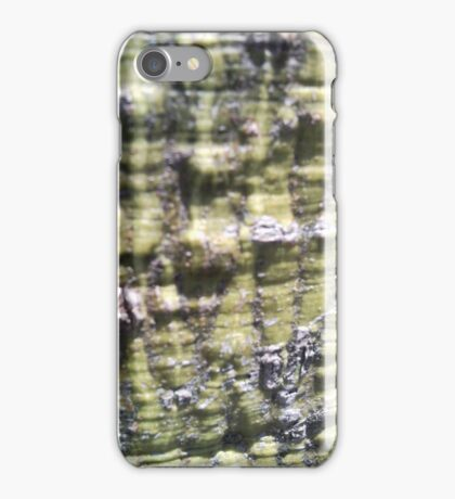 Mission District Tree Bark iPhone Case/Skin