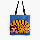 Unity Cat Tote by Shulie1