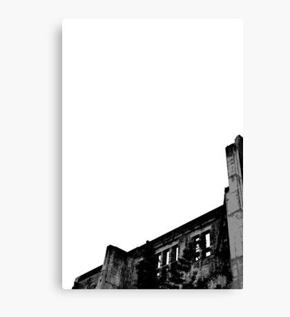 Powerhouse Wall Canvas Print