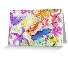 Wildlife on the Brink Greeting Card