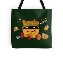 Pumpkin EVERYTHING Variant Tote Bag