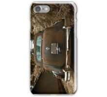 Abandoned 1948 Cadillac Limo iPhone Case/Skin