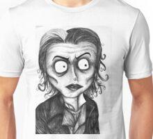 The Demon Barber of Fleet Street Unisex T-Shirt