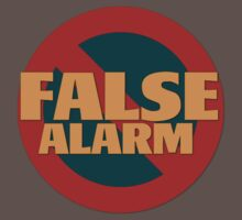 False Alarm Baby Tee