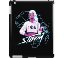 Electro Phi Beta Storm  iPad Case/Skin