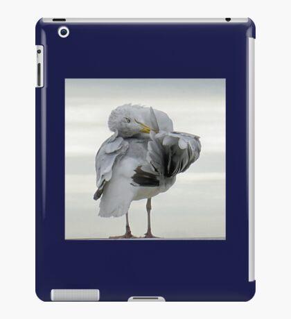 Well Groomed Gull..................... iPad Case/Skin