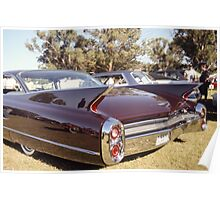 1960 Caddy Poster