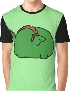 Dinosaur Blob Graphic T-Shirt