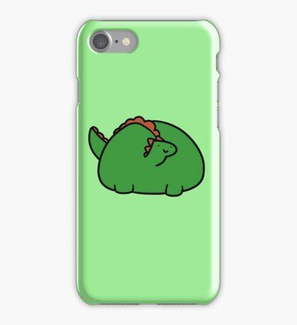 Dinosaur Blob iPhone Case/Skin