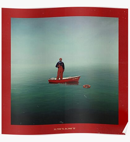 Lil Boat Posters/Stickers: BEST RES AND PRICE Poster
