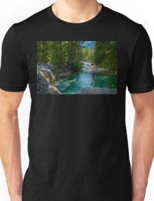 Bridge Creek Jump Unisex T-Shirt