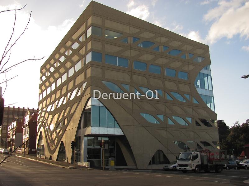 Menzies Institute, Hobart #1 by Derwent-01