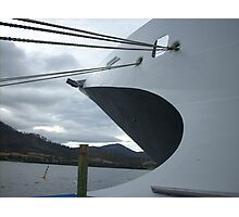 Bow of Norman Arrow Photographic Print