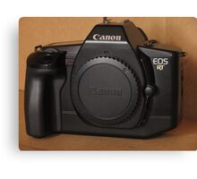 Canon EOS RT Canvas Print