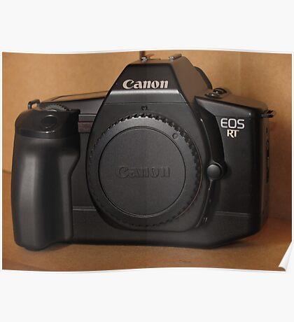 Canon EOS RT Poster