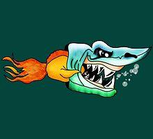 FISHARK by SianGilsenan