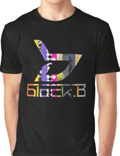 Block.b- Album logo Graphic T-Shirt