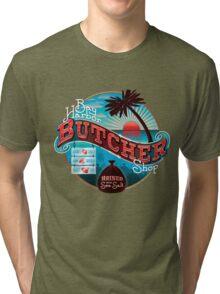 Bay Harbor Butcher Shop Tri-blend T-Shirt
