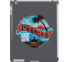Bay Harbor Butcher Shop iPad Case/Skin