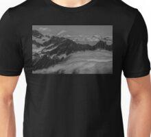 Clouds Above the Cascades Unisex T-Shirt
