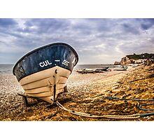 Cul-Sec Boat Photographic Print
