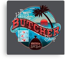 Bay Harbor Butcher Shop Canvas Print