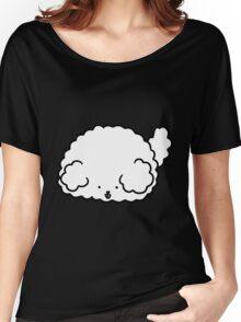 Fluffy Dog Blob Women's Relaxed Fit T-Shirt