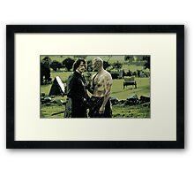 Outlander 3 Framed Print