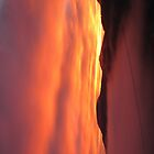 Sunrise iPad Case by Derwent-01