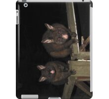 Possum Mother and Baby iPad Case iPad Case/Skin