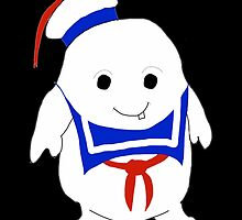 Stay Puft Adipose by Crystal Friedman