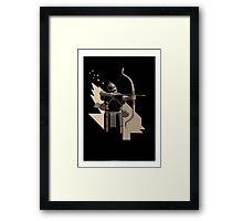 Roman Bowman Framed Print