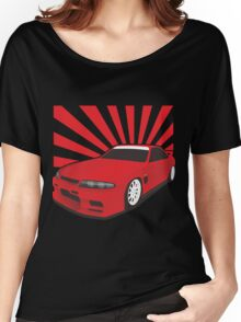 Nissan Skyline - R33  Women's Relaxed Fit T-Shirt