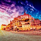 Mont Saint Michel by FelipeLodi