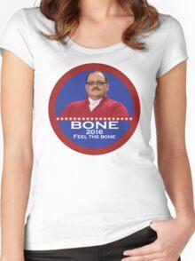 Ken Bone Women's Fitted Scoop T-Shirt