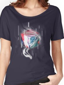 Texture Cube Women's Relaxed Fit T-Shirt