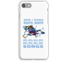 Magolor Plays the Violin iPhone Case/Skin