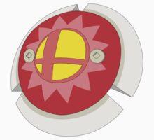 Super Smash Bros Bumper by Dori Designs