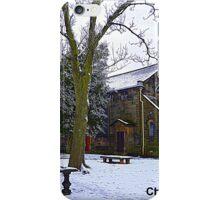St Chads Church. Poulton le Fylde.  iPhone Case/Skin