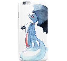 Haku and the Umbrella iPhone Case/Skin
