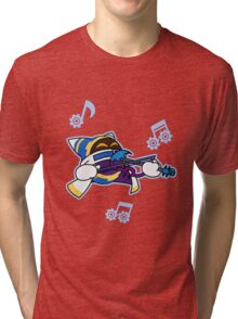 Magolor with Violin Tri-blend T-Shirt