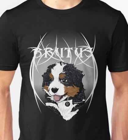SgtRumpel - Full Metal Dog BRUTUS Unisex T-Shirt