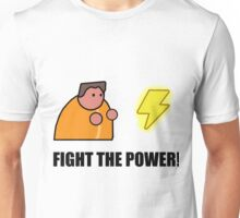 FIGHT THE POWER! - PA Unisex T-Shirt