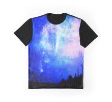Starry Night Graphic T-Shirt