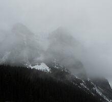 Fog in the Rockies by friendspore