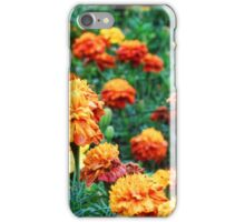 Marigolds iPhone Case/Skin