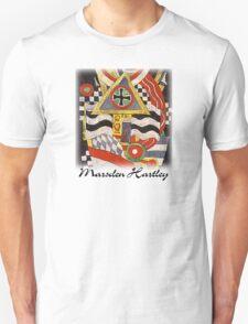 Hartley - Portrait of a German Officer Unisex T-Shirt