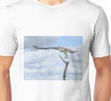 The journey begins Unisex T-Shirt