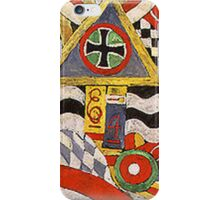 Hartley - Portrait of a German Officer iPhone Case/Skin