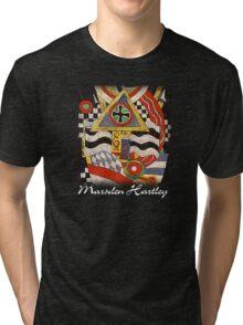 Hartley - Portrait of a German Officer Tri-blend T-Shirt